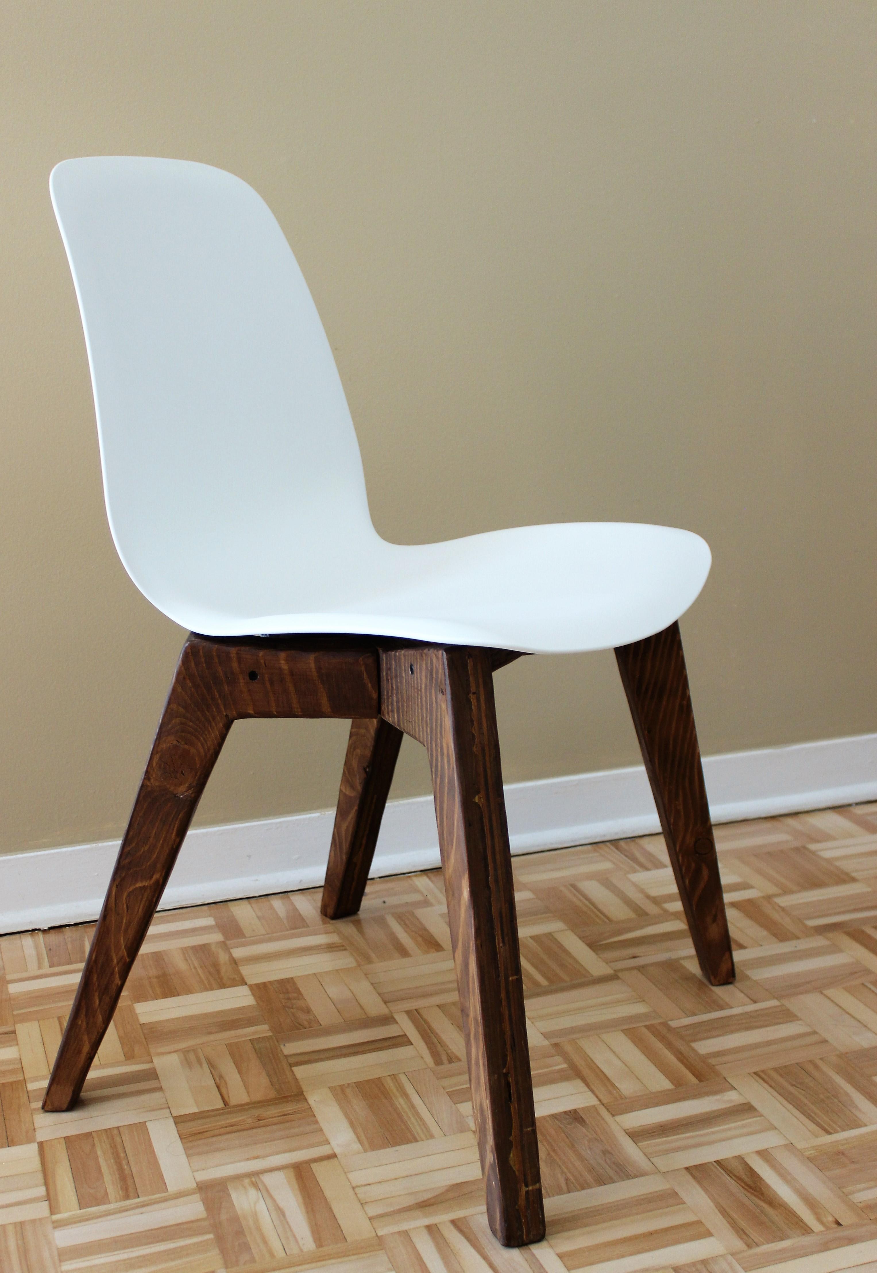 Comment fabriquer une chaise scandinave
