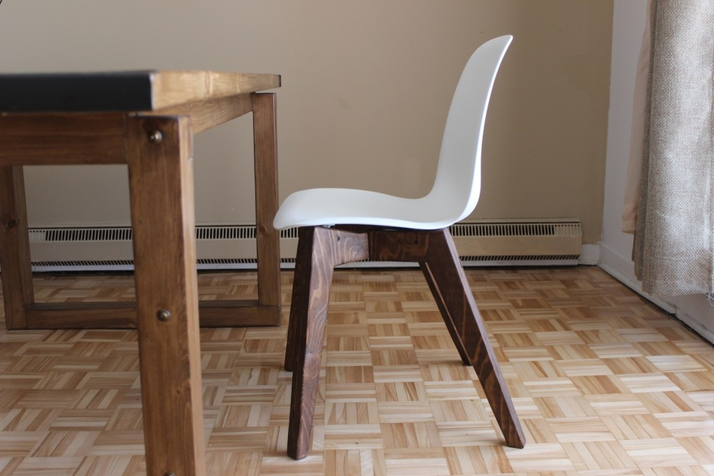 faire une chaise scandinave